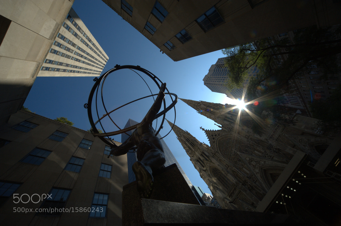 Photograph St Patricks Cathedral - NYC by Michael FRANCHITTI on 500px