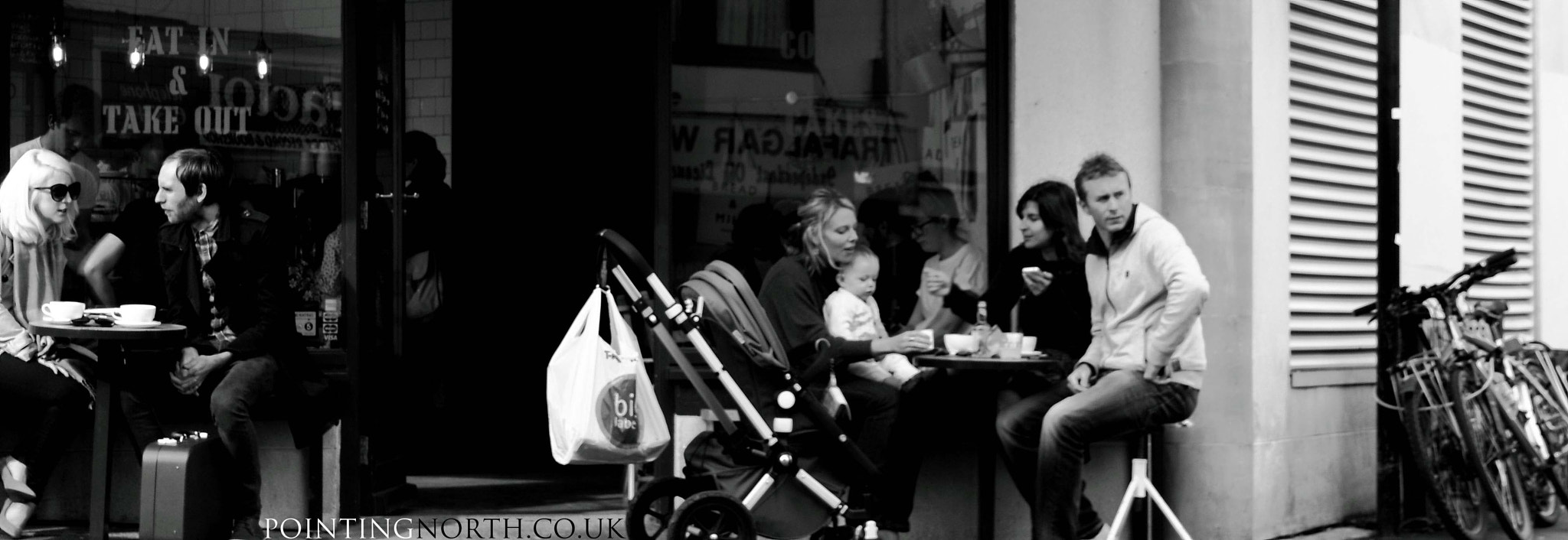 Photograph Cafe by David J Allen  on 500px