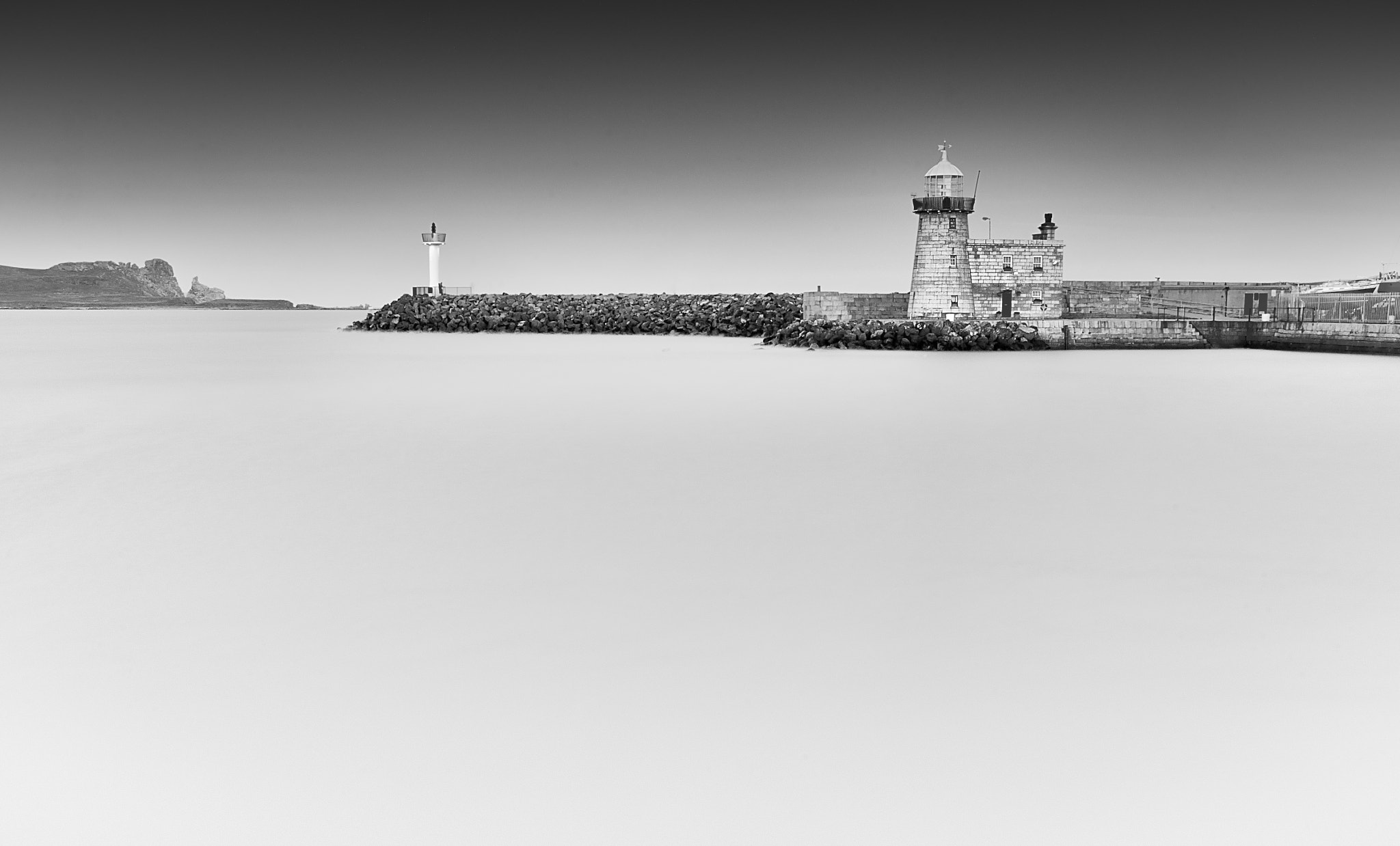 Photograph Howth Lighthouse in Ireland by Paul Harley on 500px