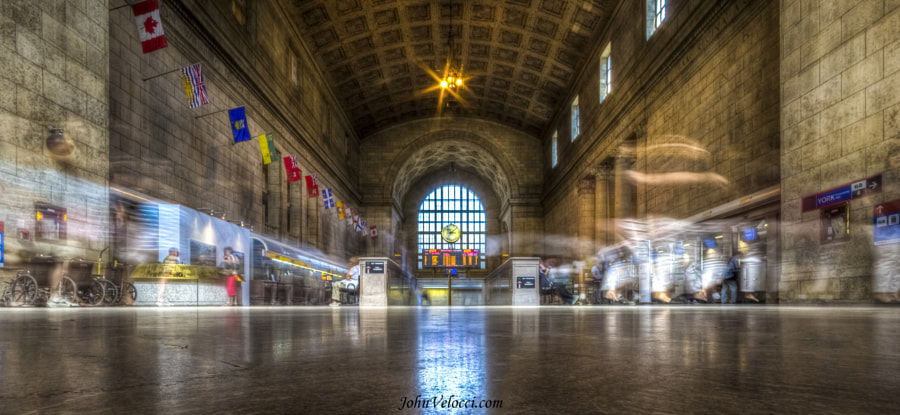 Ghosts of Union Station