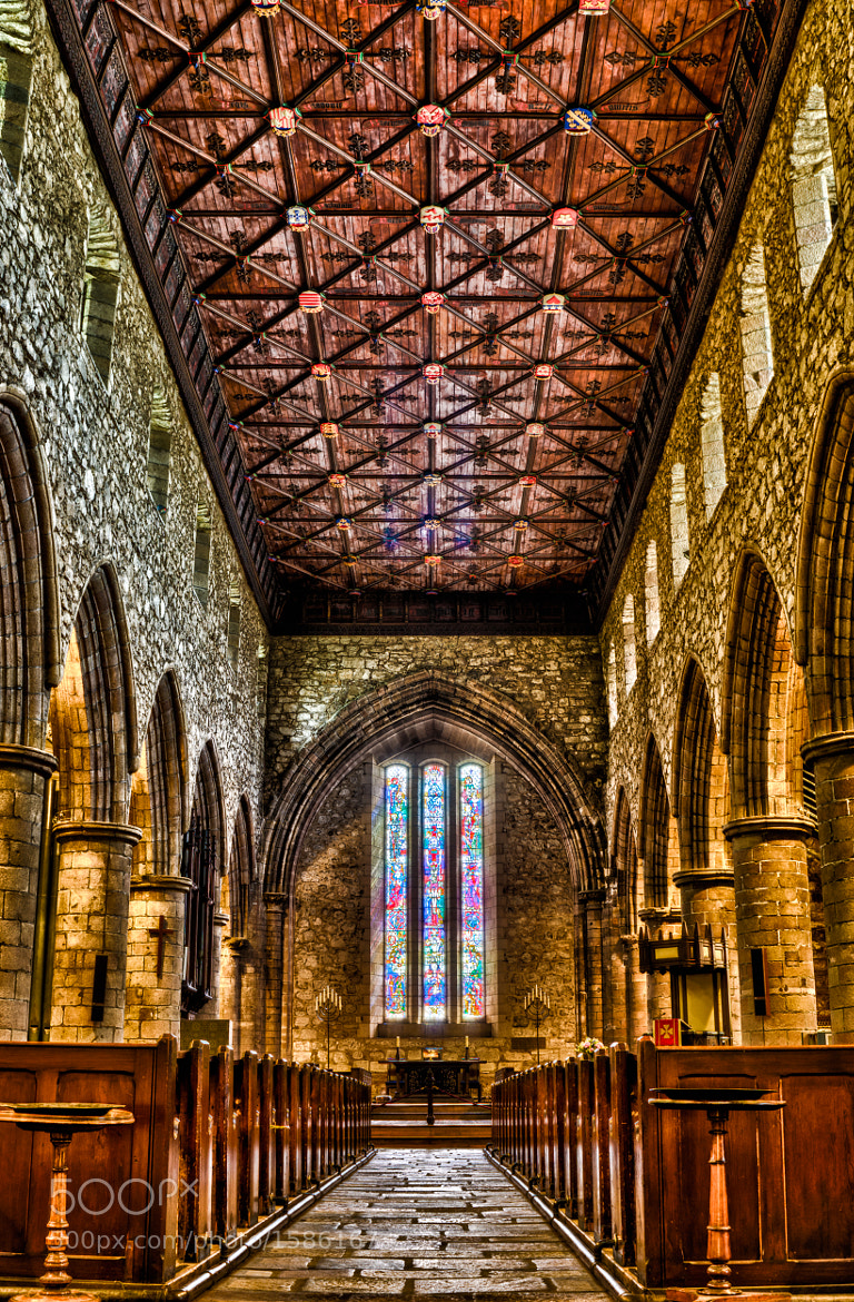 Photograph St Machar Cathedral, Interior by Andi Ramsay on 500px