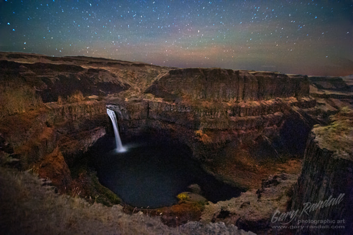 Photograph Midnight on The Palouse by Gary Randall on 500px