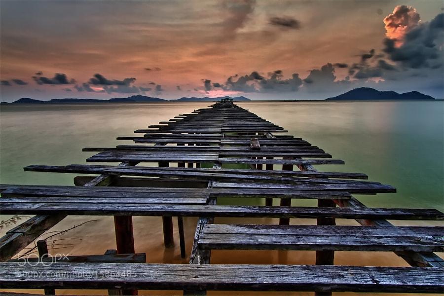 Photograph Bridge the angler by Erwin Julian Lie on 500px