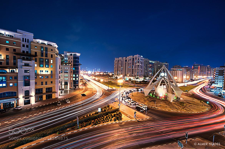 Photograph Dubai Clock Tower by Almer  Frades on 500px