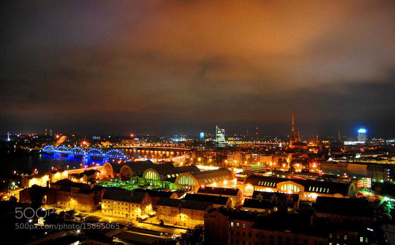 Photograph Riga by madara lapiņa on 500px