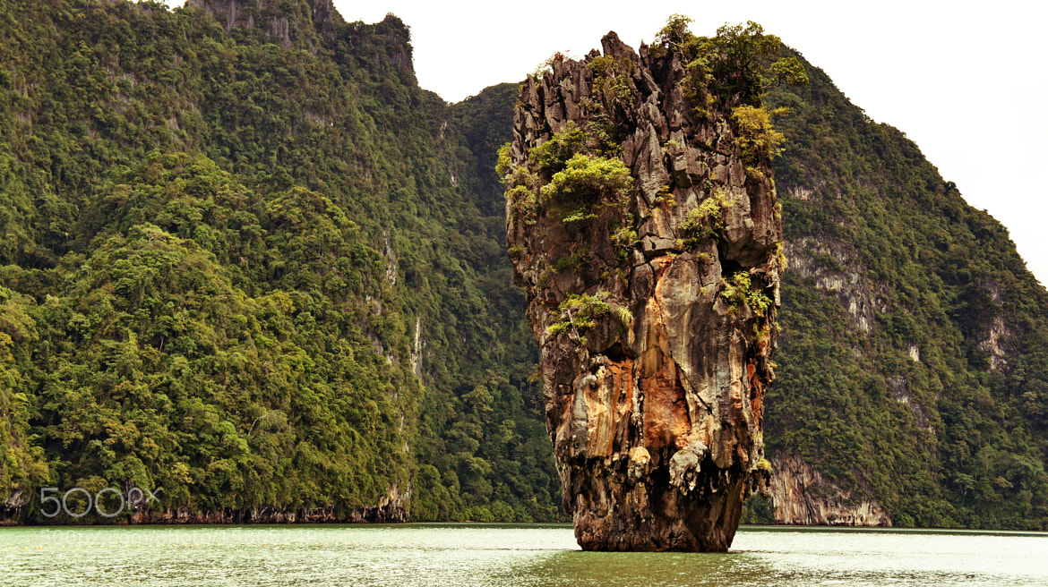 Photograph James Bond Island* by Hiwa  on 500px