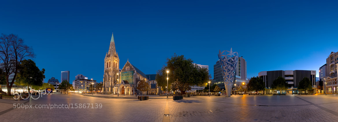 Photograph  Christchurch Cathedral Square by Markus Kessler on 500px