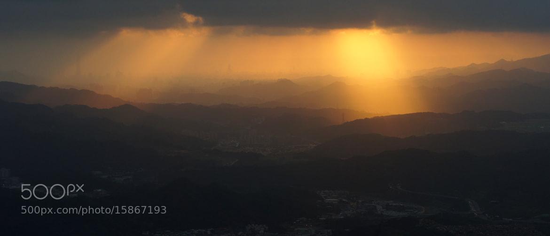 Photograph Sunset by liu han-lin on 500px
