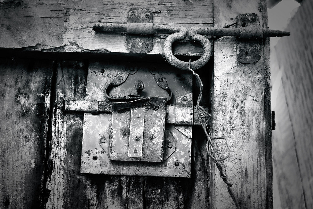 Photograph Locked! by Piervincenzo Madeo on 500px