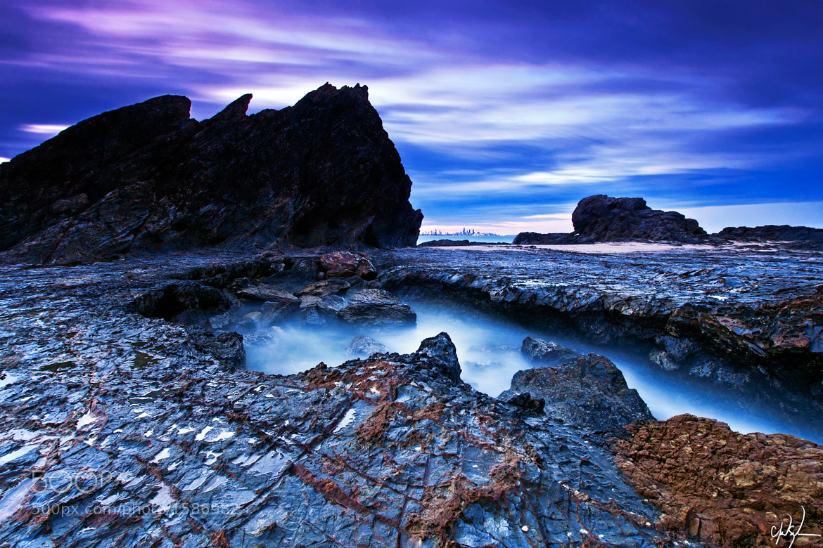 Photograph Currumbin Rock by Chad Solomon on 500px