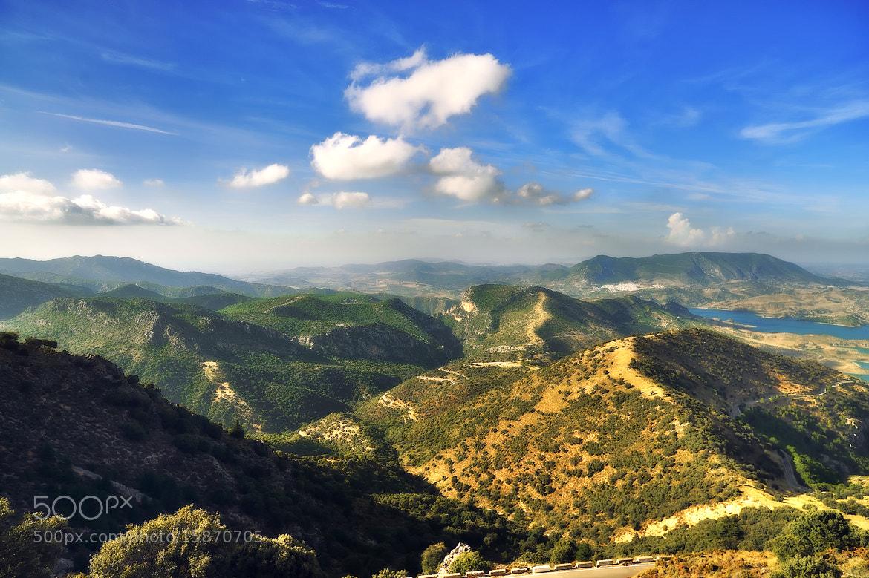 Photograph Sierra de Grazalema by César Comino García on 500px