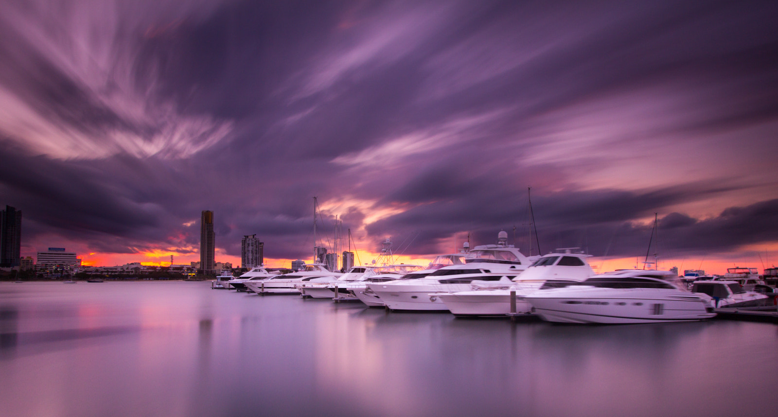 Photograph Marina views by Daniel Treadwell on 500px