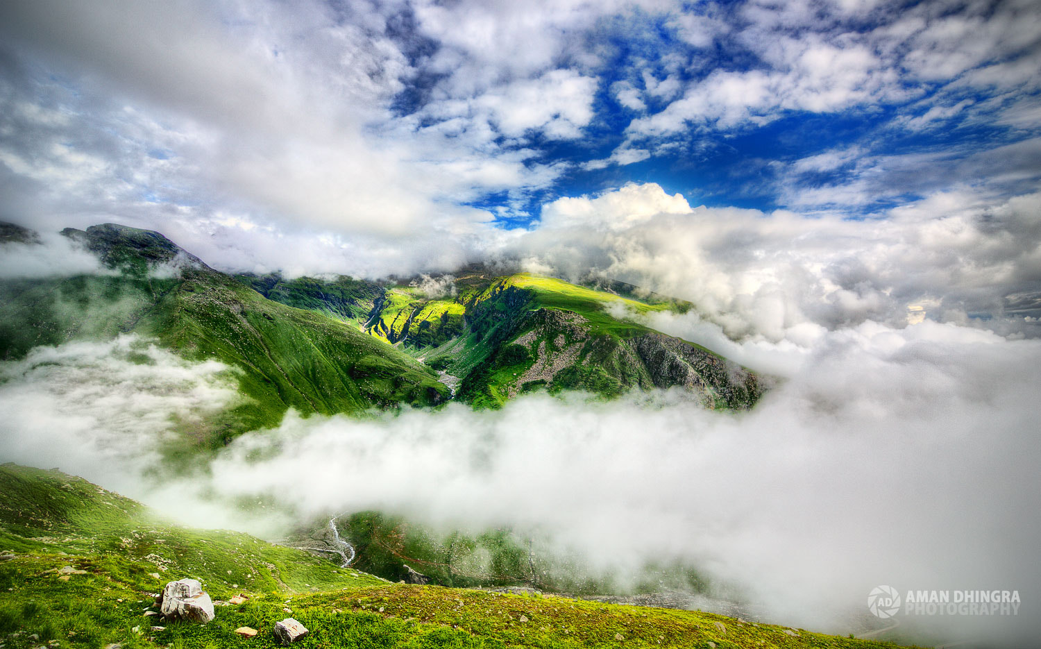 Photograph Above the Clouds by Aman Dhingra on 500px