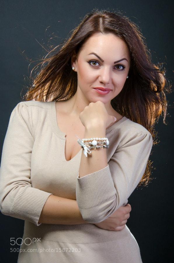 Photograph Anastasia by Suslov Dmytro on 500px