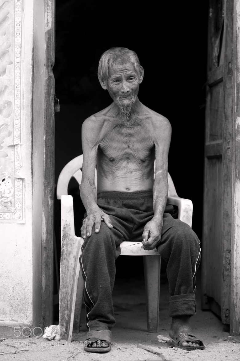 Photograph No county for old man by Leon Wu on 500px