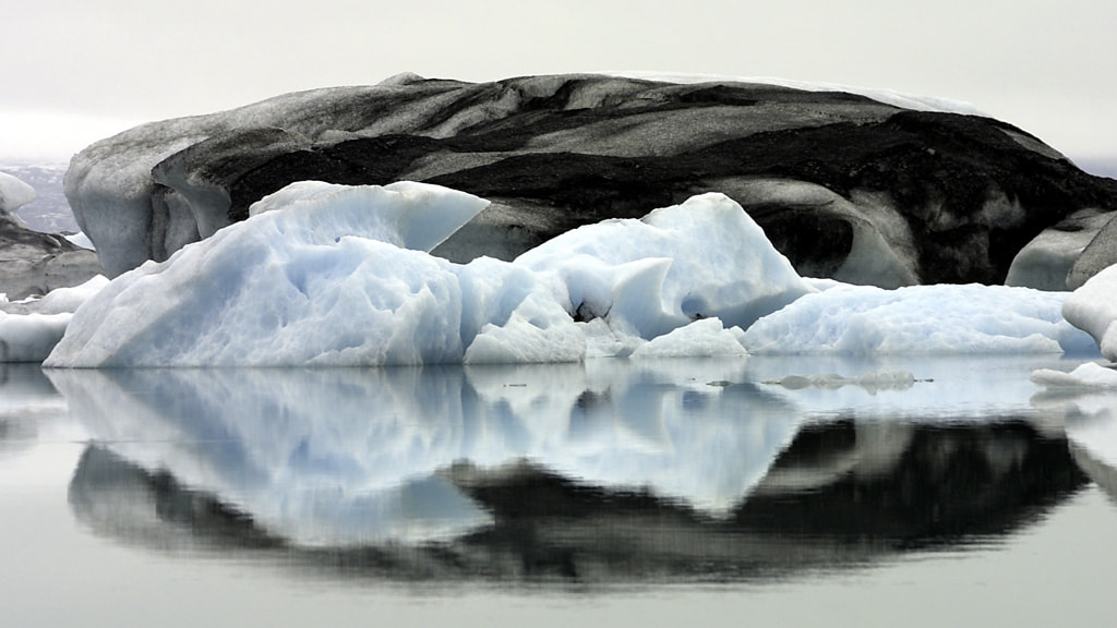 Photograph Ice Lagoon by George Pearson on 500px