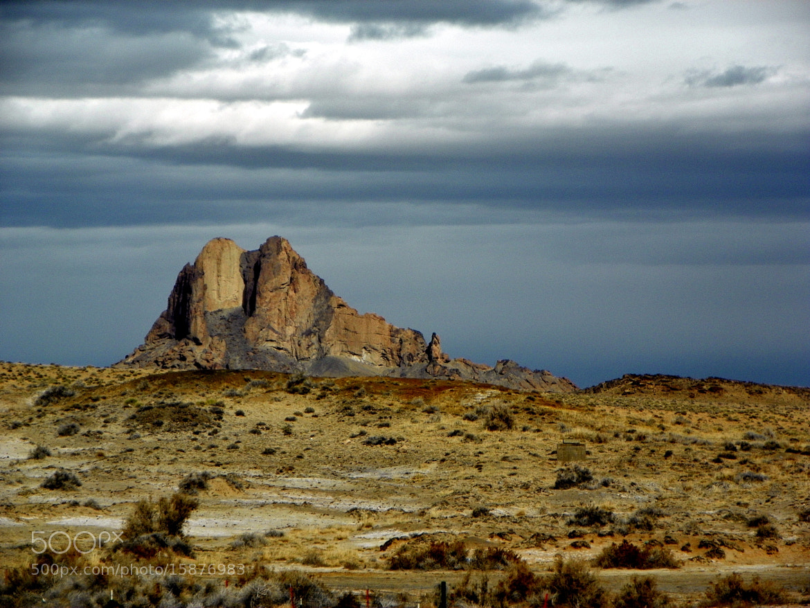 Photograph Butte in New Mexico by Pam Jones on 500px
