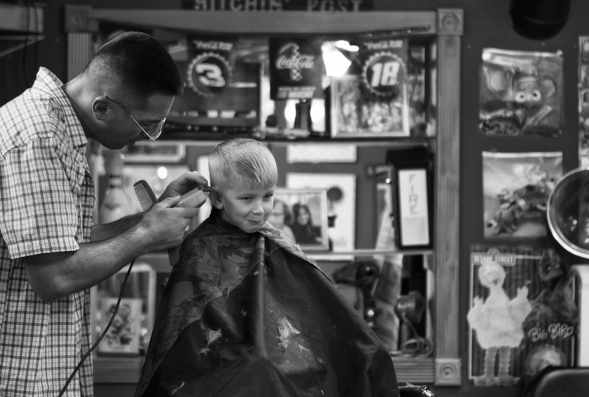 Photograph Haircut by Pete Collins on 500px