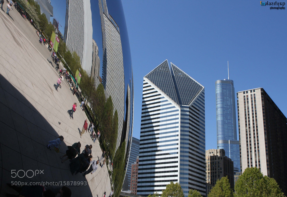 Photograph The Bean at Millennium Park by Mayank Kashyap on 500px