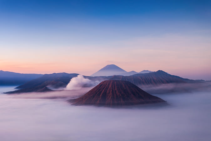 Mt. Bromo by Janet Weldon on 500px