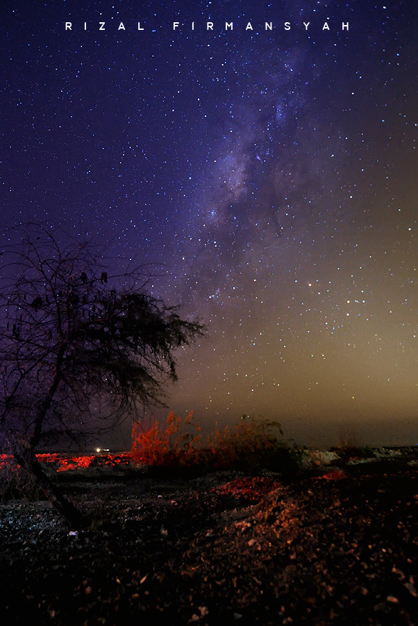 Photograph milkyway by Rizal Firmansyah Djuuna on 500px