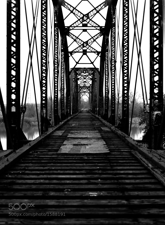 Photograph abandoned Bridge by Mark Brinkley on 500px