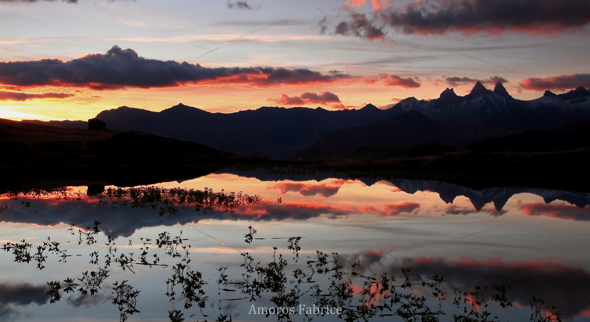 Photograph Lac Guichard by Fabrice  Amoros on 500px