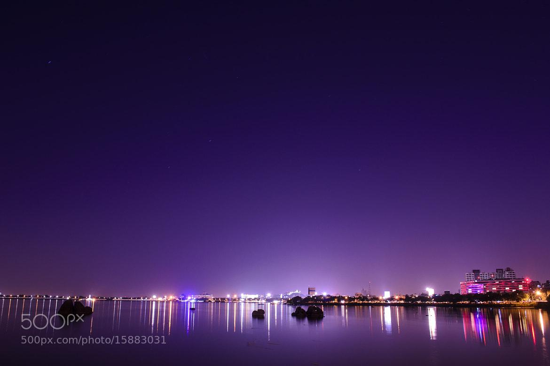Photograph City Lights by Anil Kumar on 500px
