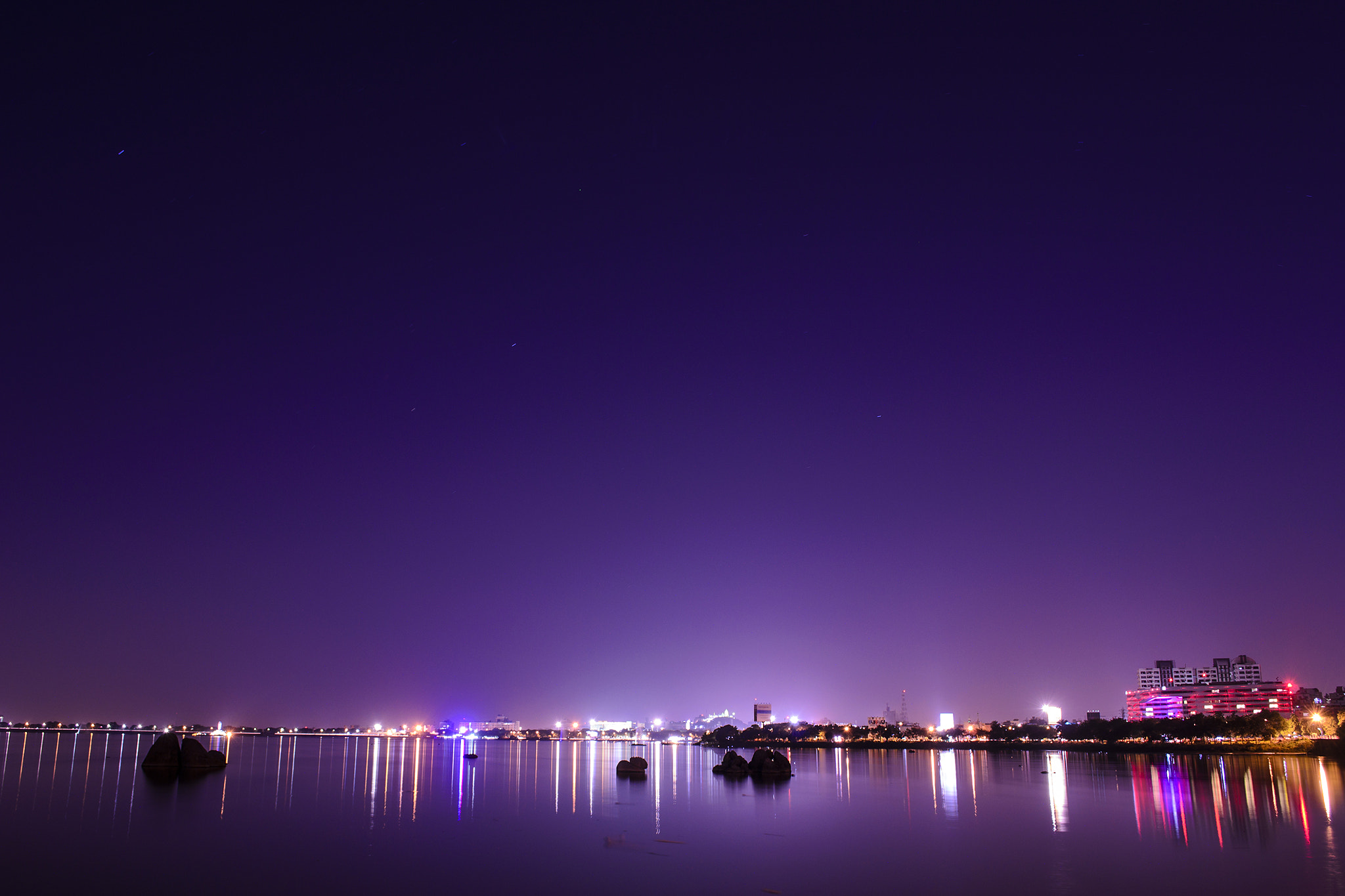 Photograph City Lights by Anil Kumar on 500px
