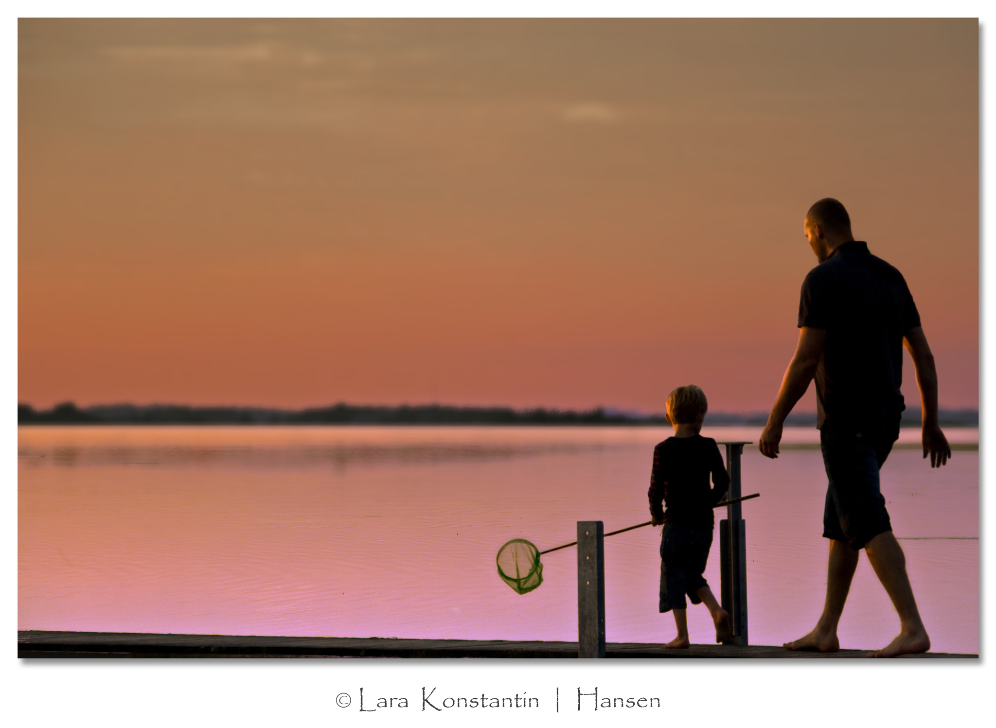 Photograph The Landing Net by Lara Konstantin-Hansen on 500px