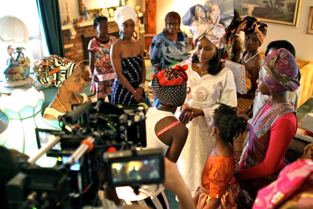 African party scene