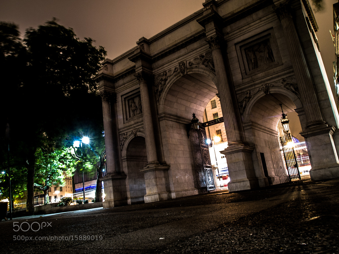 Photograph The Arch by Mikko Baffetto on 500px