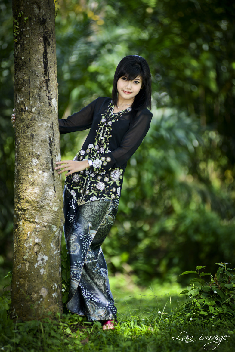 Photograph Siti by Azlan Mohamad on 500px