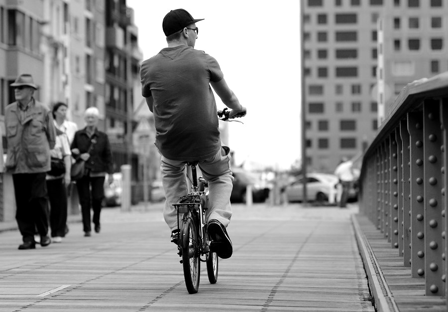 Photograph I Want To Ride My Bicycle by Wim Peeters on 500px
