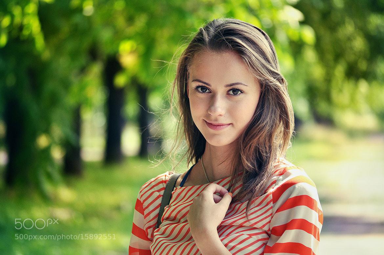 Photograph Anna by Den Didenko on 500px