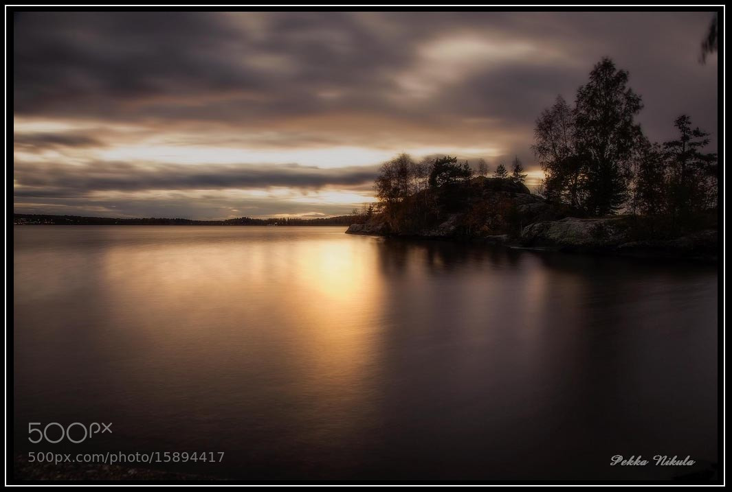 Photograph Jalkasaari by Pekka Nikula on 500px