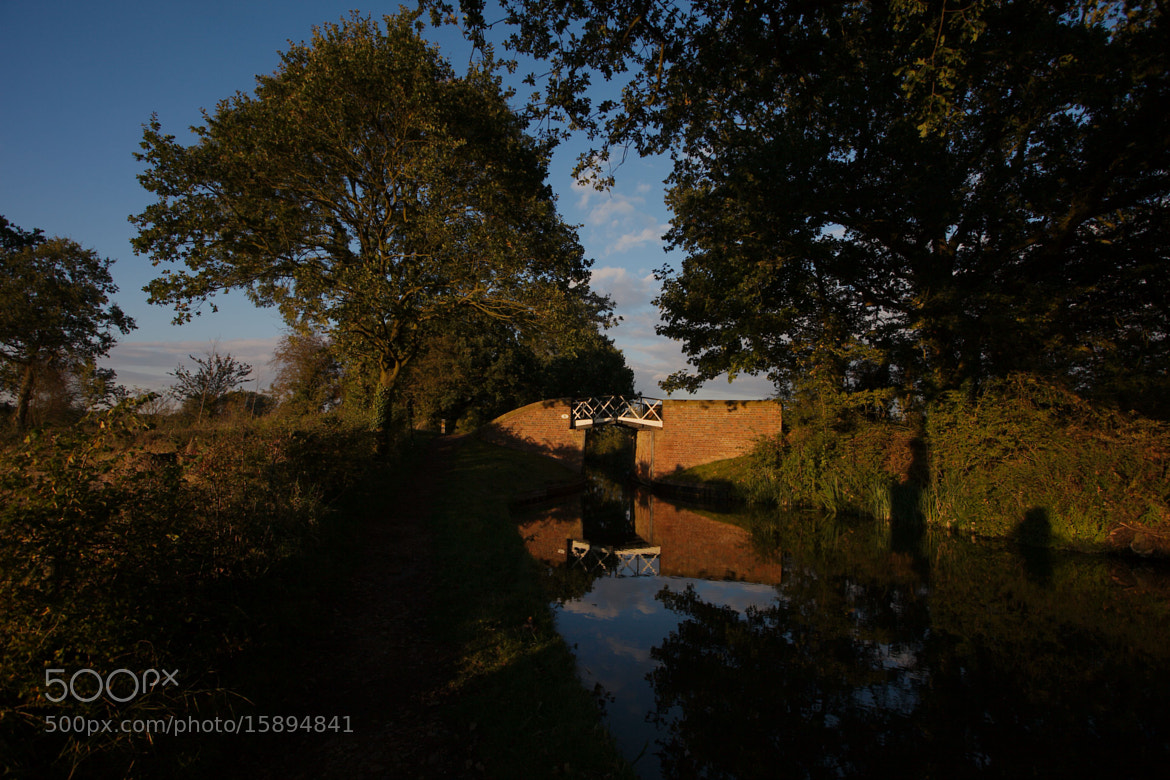 Photograph Startford-Upon-Avon Canal by Fred Gates on 500px