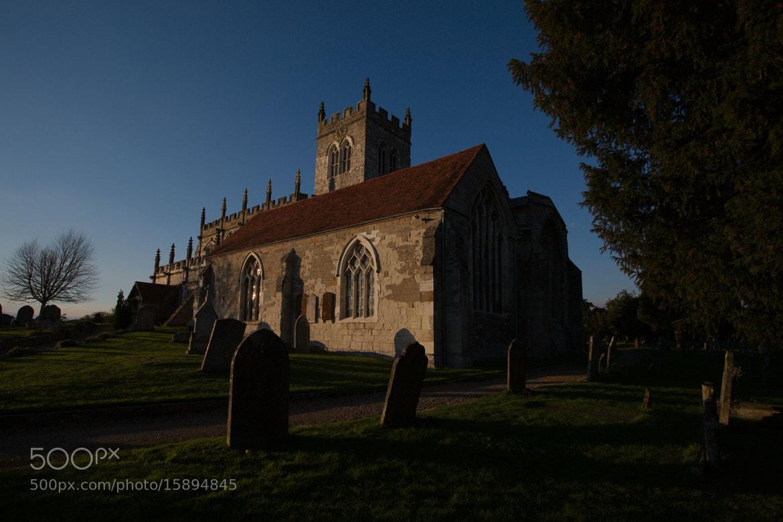Photograph Saxon Sanctuary by Fred Gates on 500px