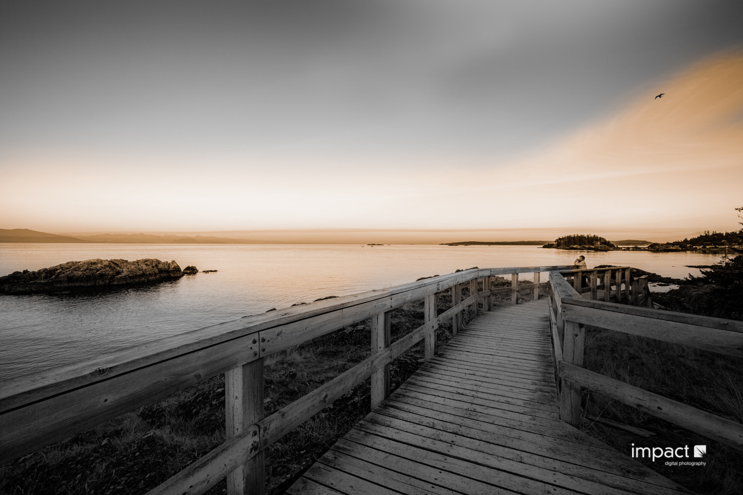 Photograph boardwalk by Mike Thompson on 500px