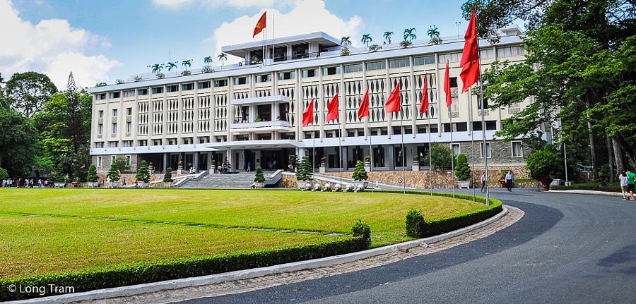 Independence Palace, Saigon (Ho Chi Minh city) by Long Tram on 500px.com