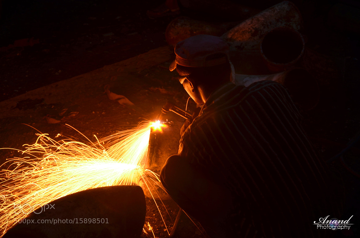 Photograph Man at work by Ahsanul Hoque Chowdhury on 500px