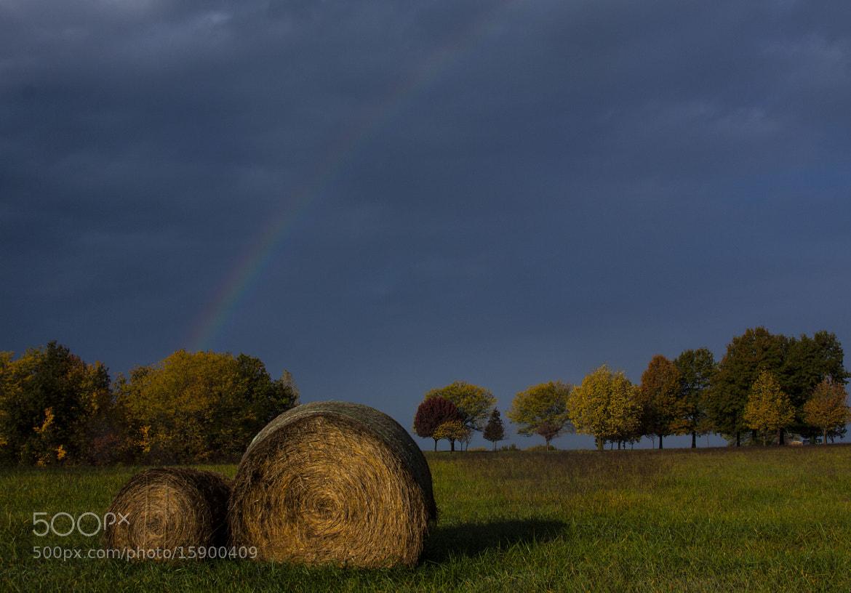 Photograph Autumn Rainbow by Mark W on 500px
