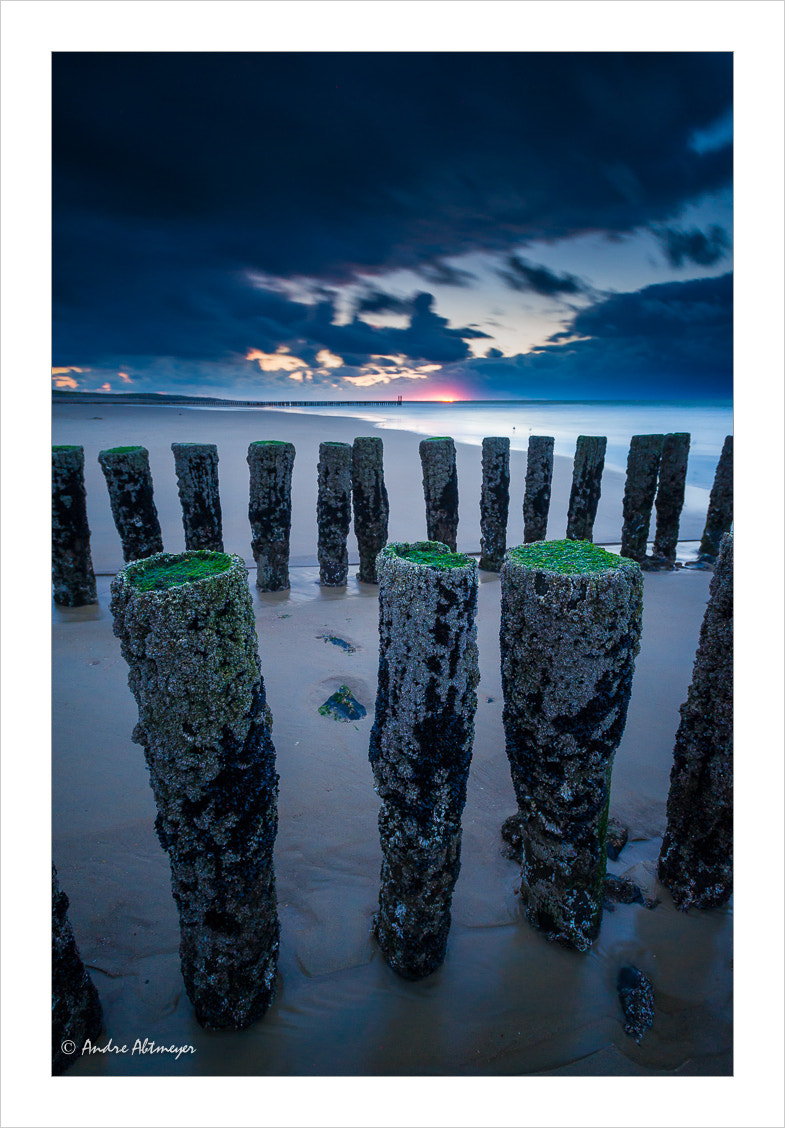 Photograph Groynes by Andre Abtmeyer on 500px