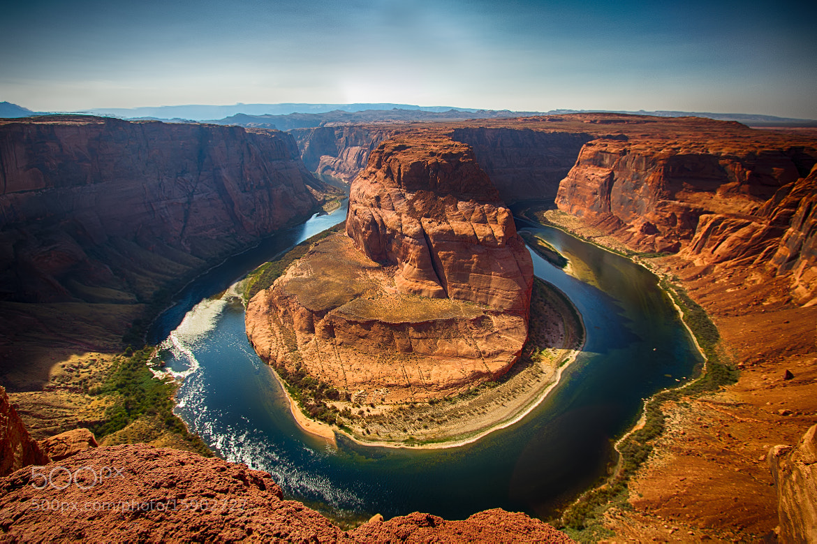 Photograph Horseshoe Bend by Laurent Meister on 500px