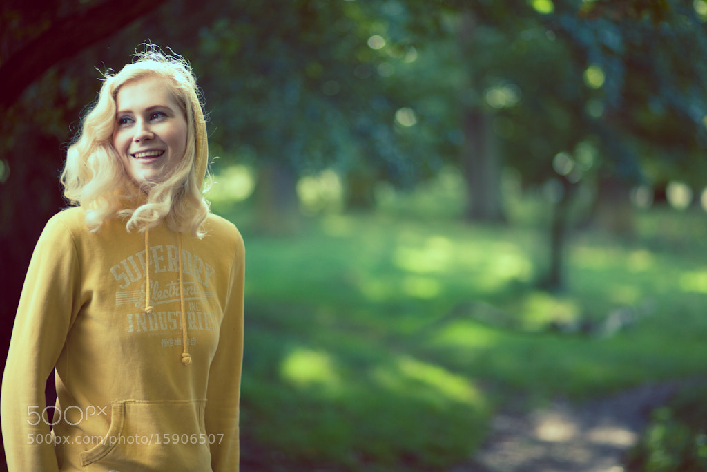 Photograph Smile by Criff Marston on 500px