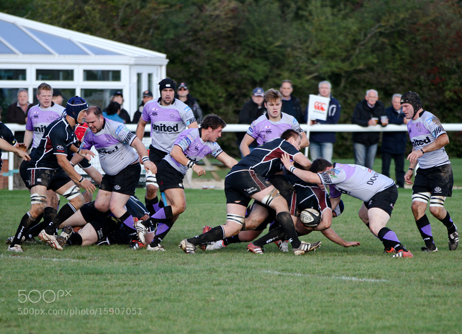 Photograph Taunton TItans RFC 17 - 18 Clifton RFC by Thomas Smith on 500px