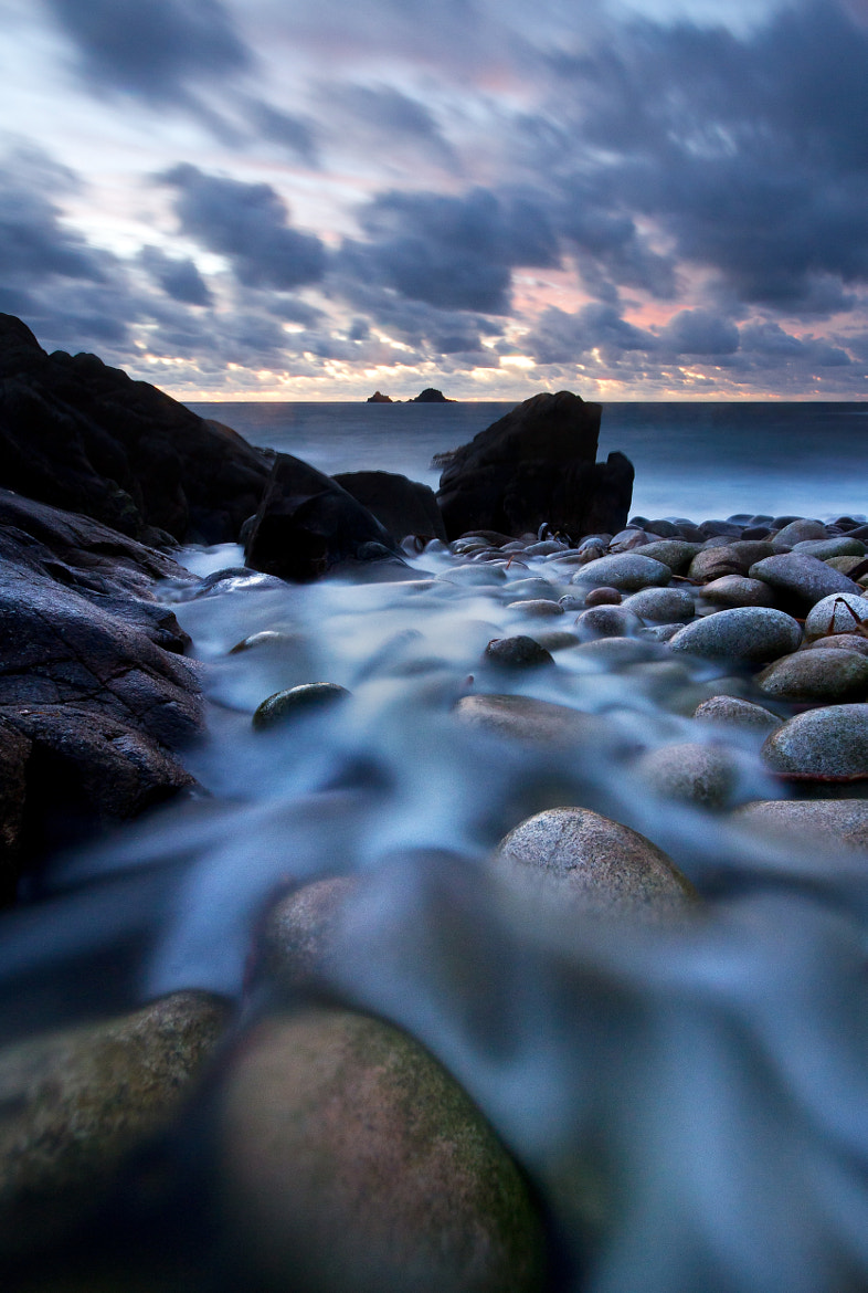 Photograph Porth Nanven by James Gilpin on 500px