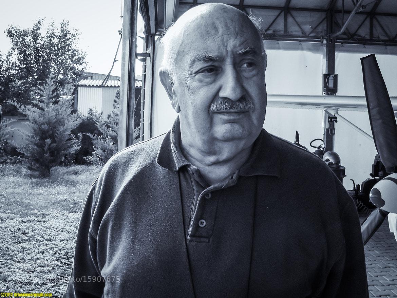 Photograph Old Captain by Gioacchino Artesiano Pagliuca on 500px