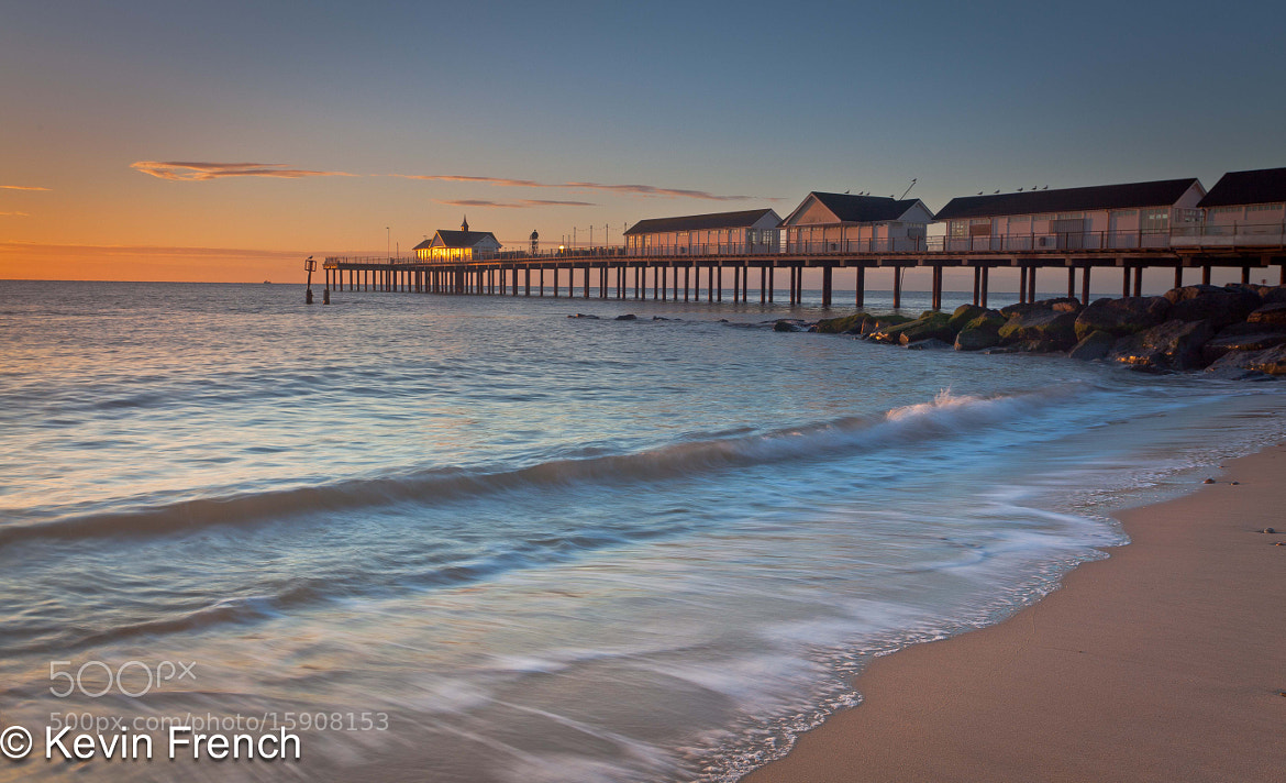 Photograph Southwold sunrise by Kevin French on 500px