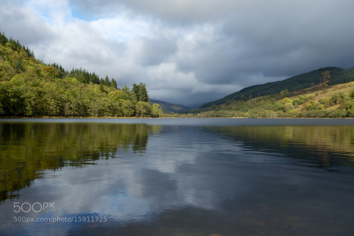 Photograph Loch Dubh, Argyll by Craig MacLeod on 500px
